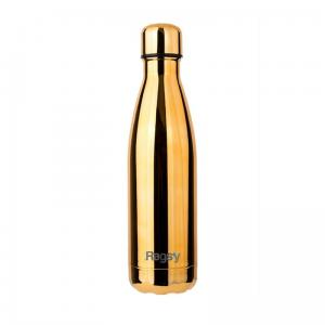 Butelka termiczna Rags'y 500ml | Metallic Gold