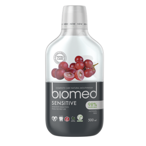 Płyn do płukania jamy ustnej Sensitive 500 ml Biomed