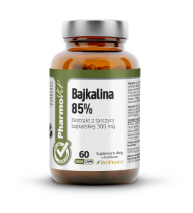 Bajkalina 60 kapsułek 33,18g - Pharmovit (clean label)
