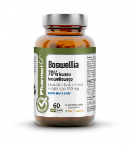 Boswellia 60 kapsułek 33,09g - Pharmovit (clean label)