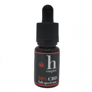 Olejek CBD Full Spectrum 30% 10 ml Hempire