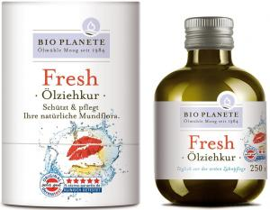 Olej do płukania ust 250 ml Bio Planete