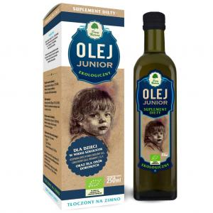 Olej junior BIO 250 ml Dary Natury