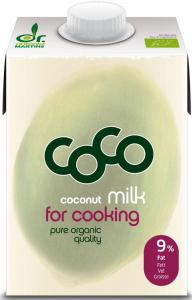 Kokosowa alternatywa mleka do gotowania BIO 500ml Coco (Dr Martins)