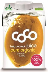 Woda kokosowa king BIO 500ml Coco (Dr Martins)
