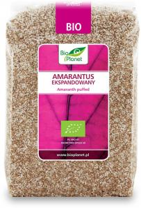 Amarantus ekspandowany BIO 150 g Bio Planet