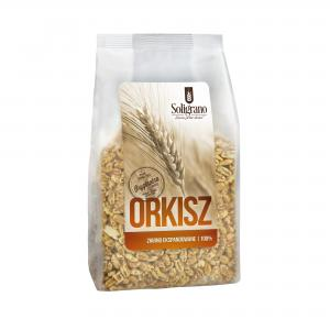 Orkisz ekspandowany BIO 80 g Soligrano